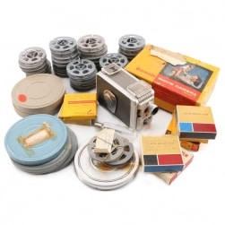8mm reels to digital