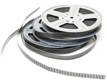 8mm and super 8 reels conversion