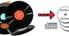 vinyl to CD-mp3